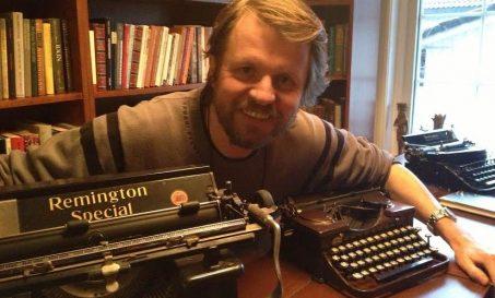 Tom Egeland, forfatterbilde