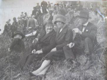 Celine, Gabrielle og Urbain etter krigen