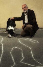 Jæger og hund Foto Werner Juvik