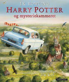 LowResRgb_Omslagsforside_Harry_Potter_og_mysteriekammeret
