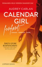 Calendar Girl Forført omslag