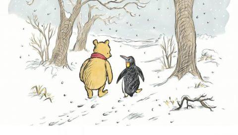 ole-brumm-og-herr-pingvin